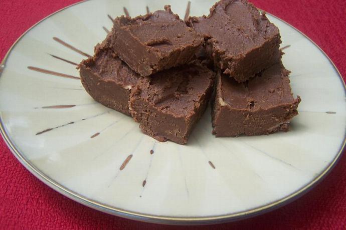 1 lb Mocha Chocolate Cheesecake Fudge