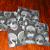4 Black Skull Coasters