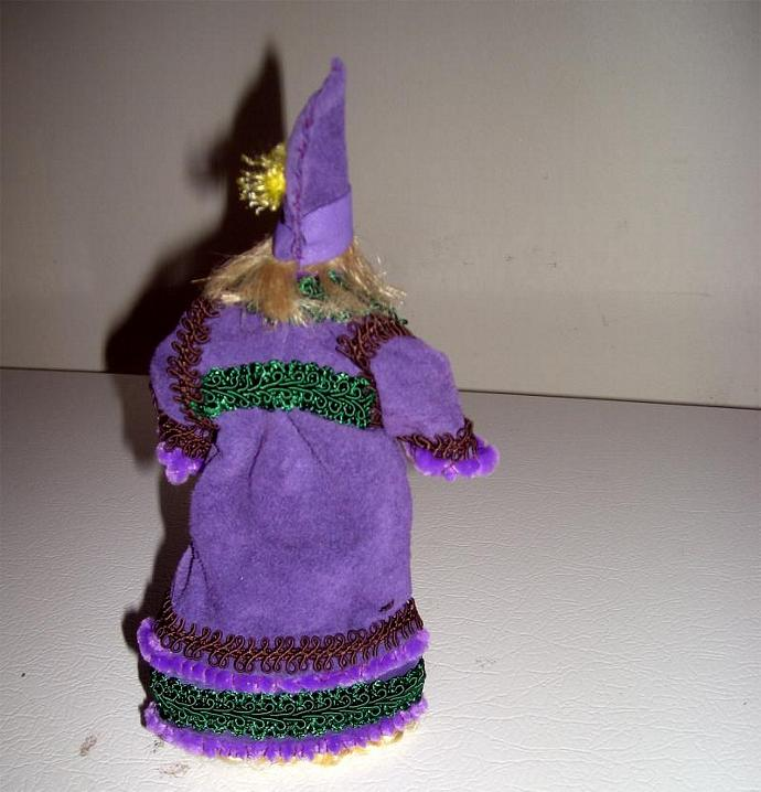 Wizard in One Inch Dollhouse Scale