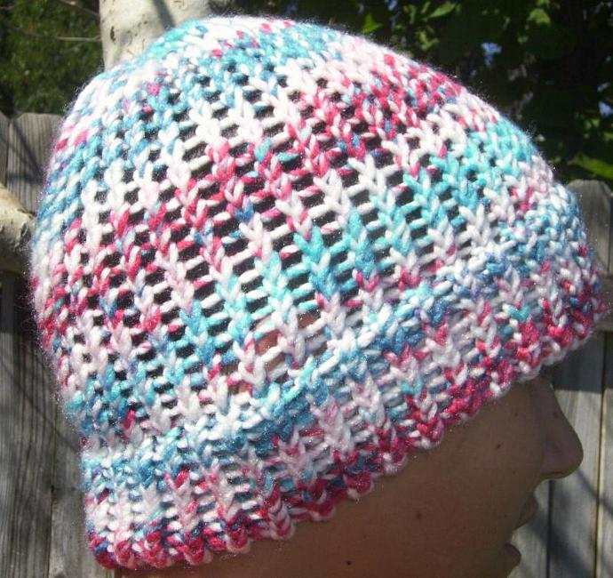Red, White, & Blue Hat