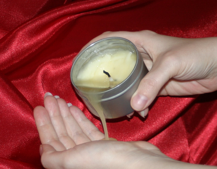 Coconut Massage Candle