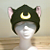 Sailor Moon LUNA Fleece Hat Cosplay Anime snowboar