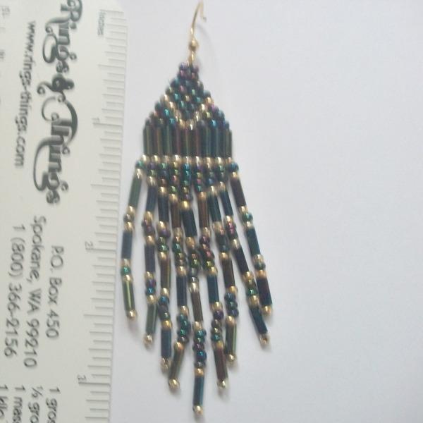 Native American Style Earrings