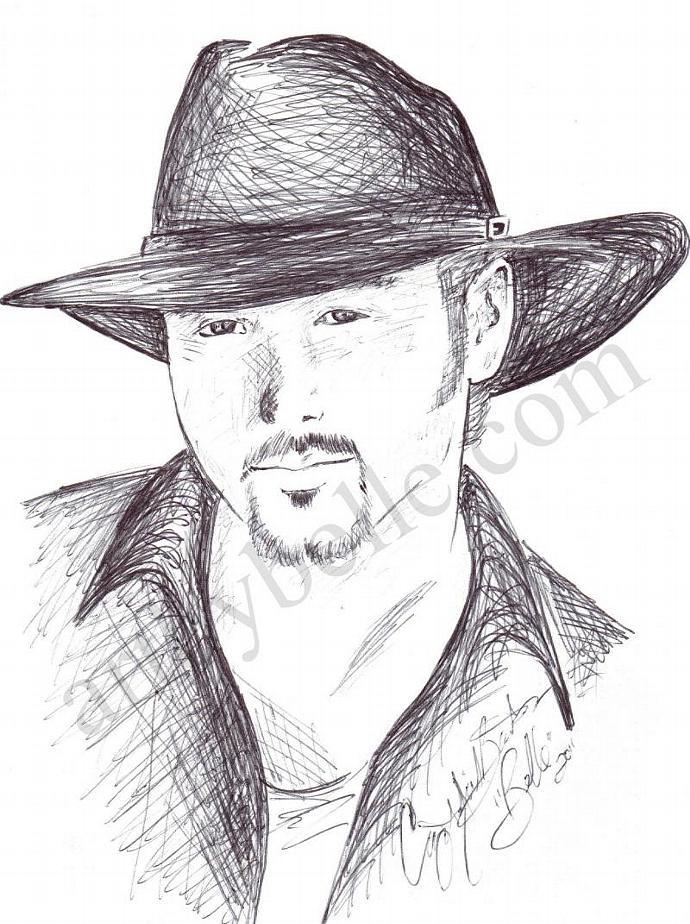 "FAP ""Tim McGraw"" Fan Art Print"