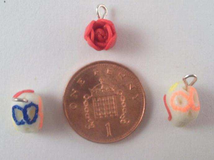 Day of the Dead Stitch Markers - Set of 6