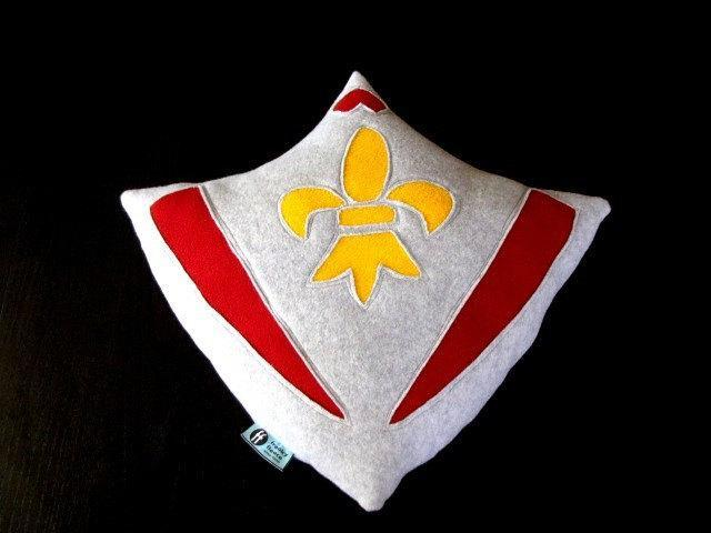 Shield Pillow/Toy - CUSTOMIZABLE