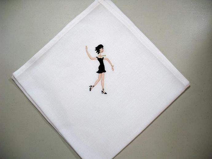 PARTY GIRLS TOO cloth napkins