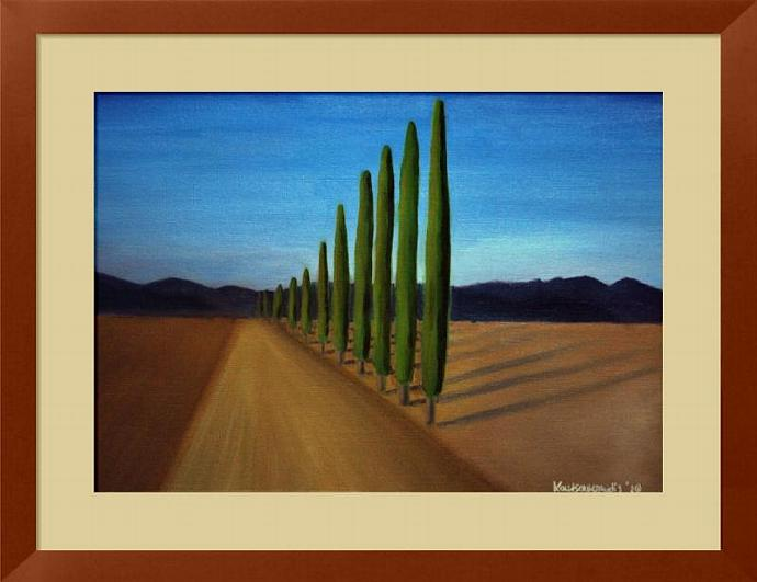 Cypress Road