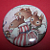 Mice Set of 3 buttons / ALL OOAK