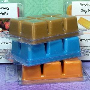 Lemon Verbena Breakaway Clamshell Soy Wax Tart Melts