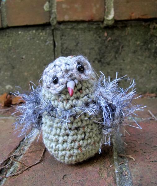Bruno the Zombie Owl