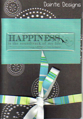 Life's Happiness Greeting Card