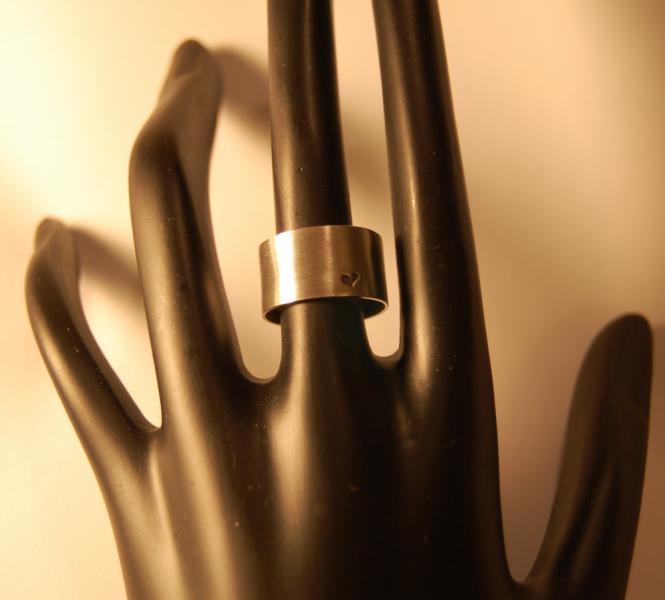 A Little Bit of Heart Ring