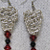 Syringe Heart Earrings