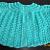 Hand Knit Baby Cardigan  STUNNING DETAIL