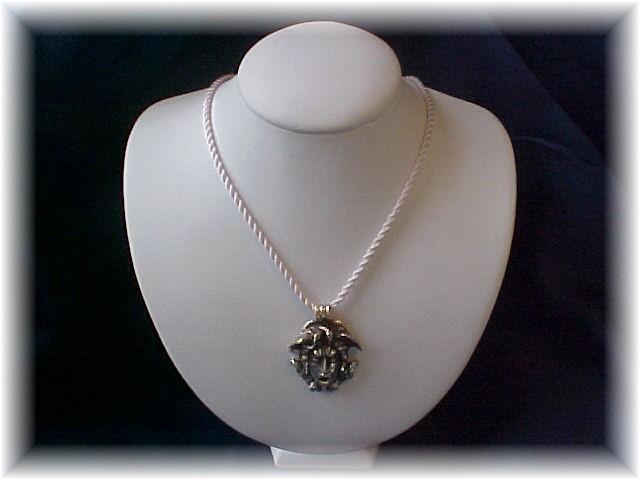 MEDUSA    Sterling silver