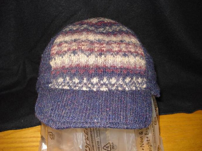 Felted Wool Cap - Large