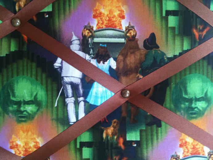 Pin Board/ Notice Board/ Memo Board/ Wizard of Oz
