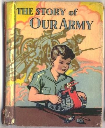 The Story Of Our Army Vintage By Sandycreekcollectables On Zibbet