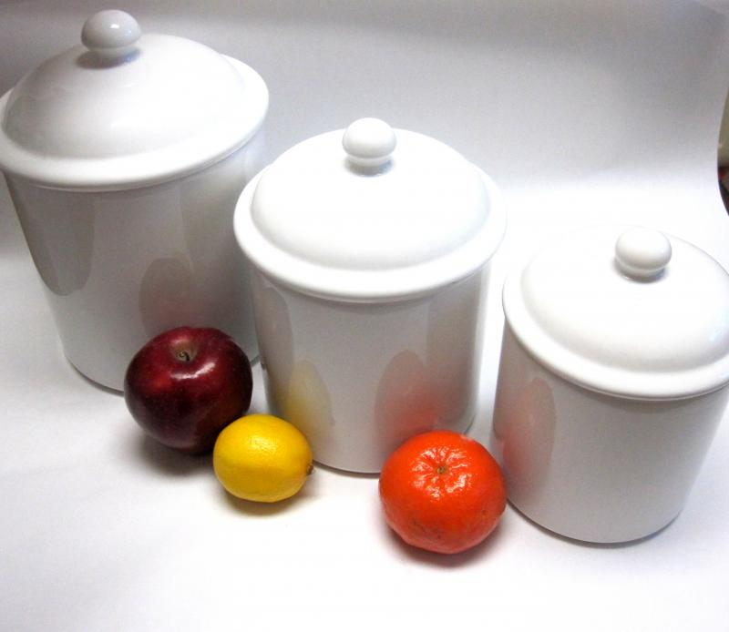 white kitchen canisters sets classic white ceramic canisters set of sweetie2sweetie 5518