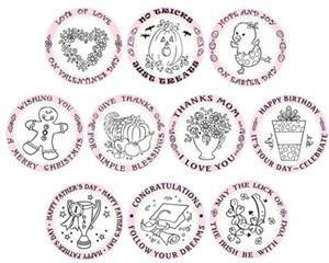 Favorite Occasions Stamp Set
