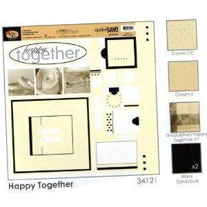 Happy Togehter Quicksand Kit- TLC