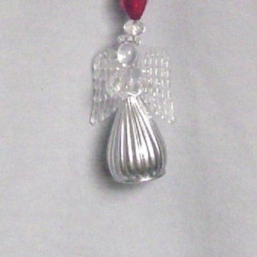 Silver Angel Eyecatcher/Ornament