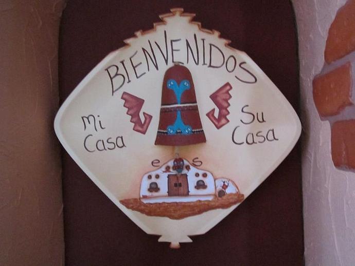 E-WA-1 - SPANISH WELCOME