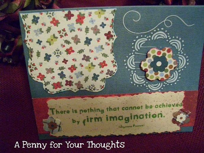 Firm Imagination Handmade All Occasion Card