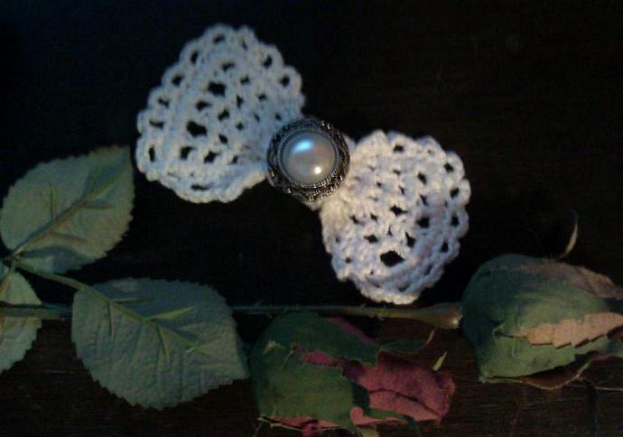Victorian Bow Pattern (Crochet)