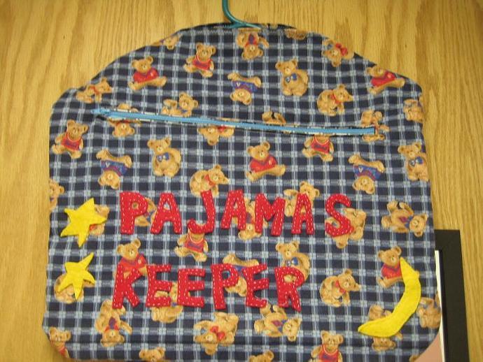 The Pajamas Keeper (Teddy Bears)