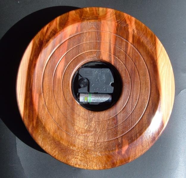 MADRONE CLOCK