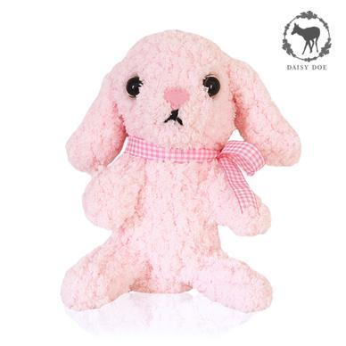 Pink Bunny Rabbit - Super Soft (Crochet Soft Toy)