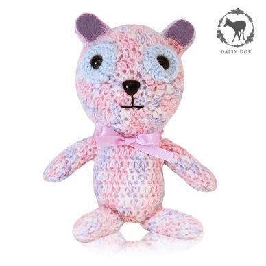 Teddy Bear (Crochet Soft Toy)