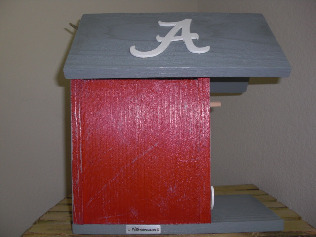 Birdhouse - University of Alabama