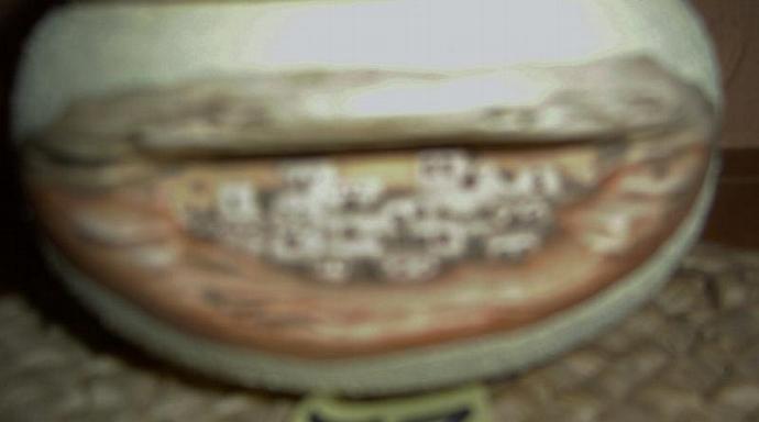 E-P-73 - PUEBLO KEEPSAKE JAR