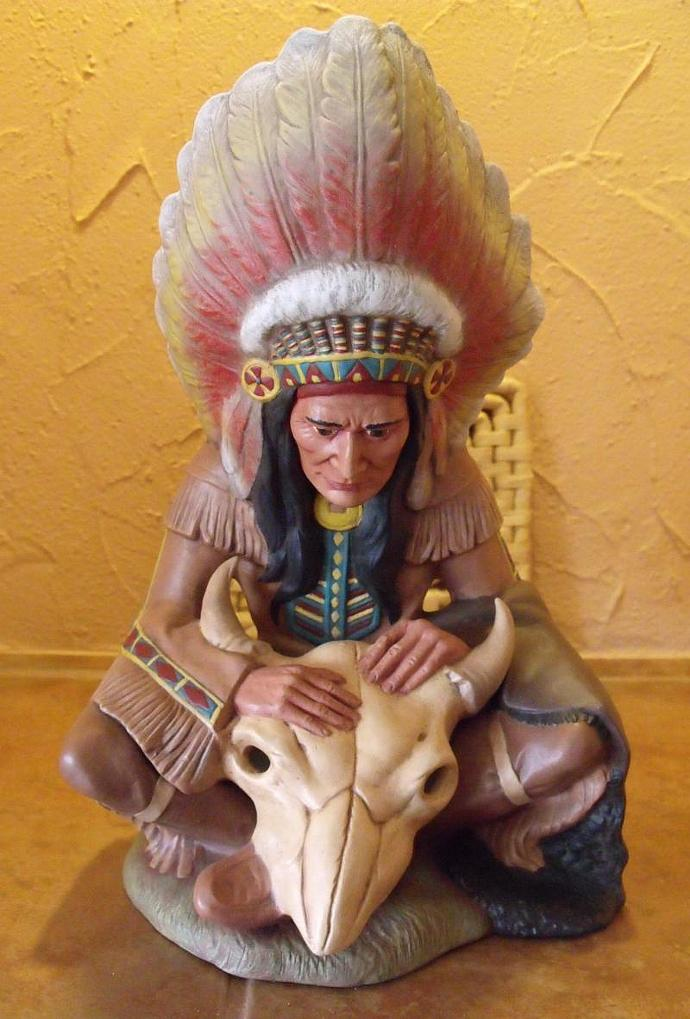 R-C-IC-01 Native Indian Chief
