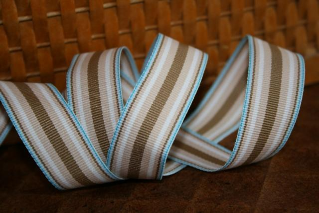 Beautiful 7/8 in grosgrain ribbon for scrapbooking bow making and cards G14