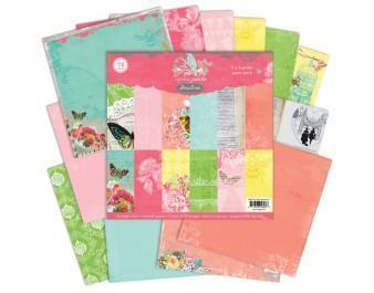 Spring Jubilee 6x6 Paper Pad by Pink Paislee Pre-sale!