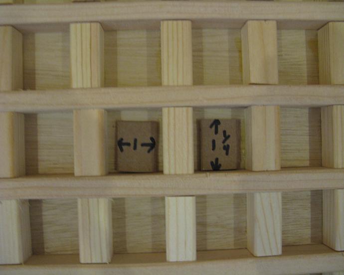 Scrabble Tile  Display