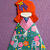 Japanese Origami Paper Doll - Marielle