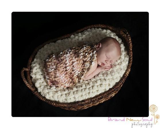 Newborn Wrap Grab Bag - Set of 3
