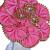 Zipper Flower Cuff Hot New Item Boutique