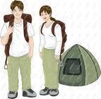 Gift Idea Man or Woman, Basket for the Outdoorsman, Gardener, Hunter, Fisherman,