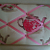 Pin Board/ Notice Boards/ Memo Boards/ Pink Teapot