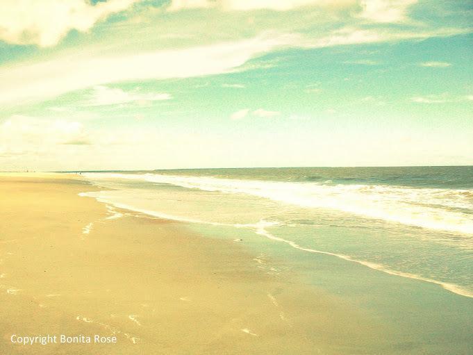 Ocean Photography - Sky and Sand  8x10