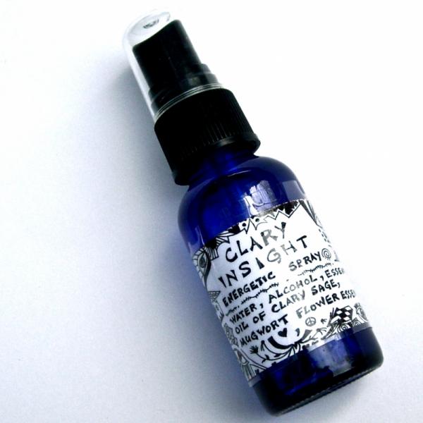 Clary Insight - Energetic Spray