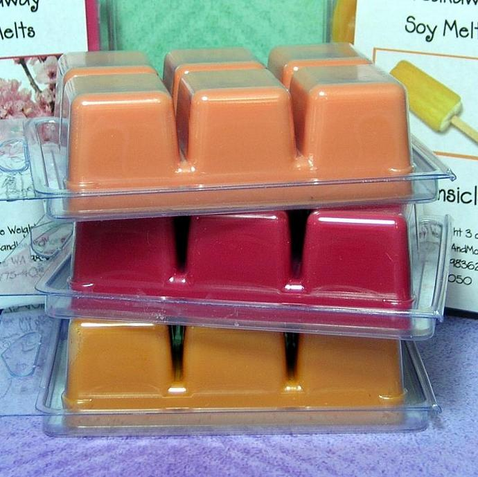 Sea Breeze Breakaway Clamshell Soy Wax Tart Melts