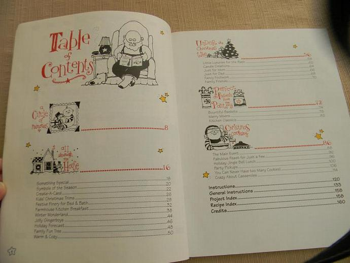 Gooseberry Patch Christmas Book 6