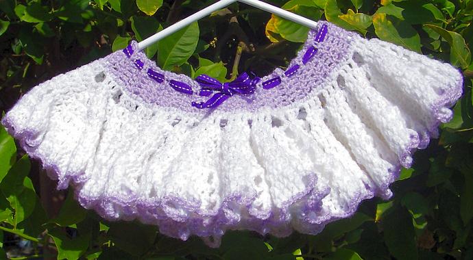 Tutu Ballerina Crochet Pattern